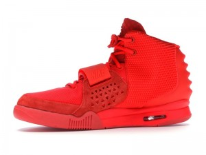 Fake Air Yeezy 2 Red October