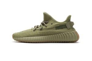 Fake Adidas Yeezy Boost 350 V2 Sulfur