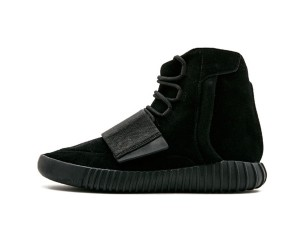 "adidas            yeezy boost 750 "" Black Review """