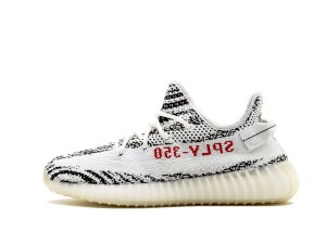 Best YEEZY Zebra Fakes Men Sneakers