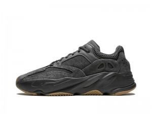 Fake Yeezy 700 Utility Black FV5304 Men Sneaker