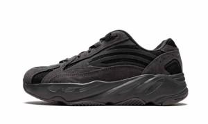 All Black Yeezy Vanta Kids Sneaker Replica