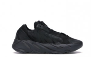 Fake Yeezy 700 MNVN 'triple black' FV4440