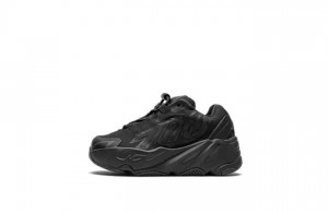 "Perfect Yeezy Boost 700 MNVN Infant ""Triple Black"" FY4392"