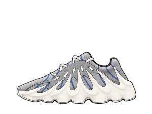 Fake Yeezy 451 April Fools Kanye Unreleased Shoe